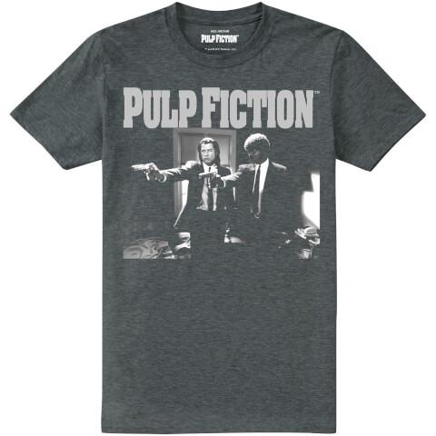 Pulp Fiction Men's Vengeance T-Shirt - Dark Heather