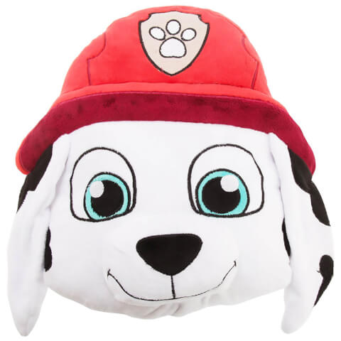 Paw Patrol Rescue Shaped Cushion