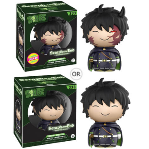 Seraph to the End Yuichiro W/Chase Dorbz Vinyl Figure
