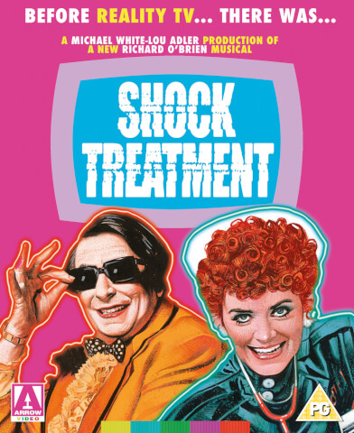 Shock Treatment 'Nation' Limited Edition