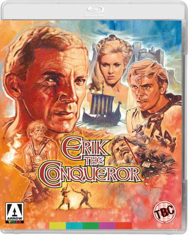 Erik The Conqueror - Dual Format (Includes DVD)
