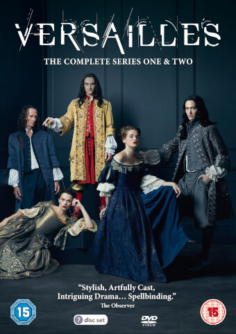 Versailles - Series One and Two Boxed Set