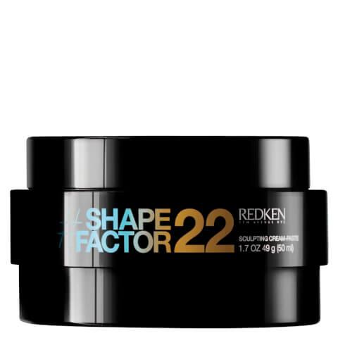 Redken Styling - Shape Factor 22 Sculpting Cream-Paste 50ml