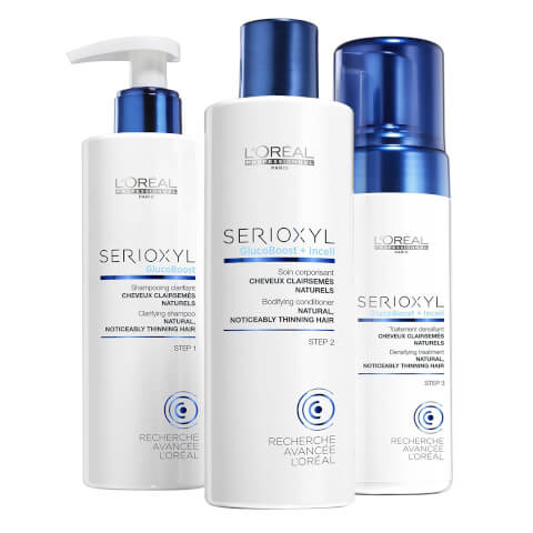 L'Oréal Professionnel Serioxyl Kit 1 For Natural Thinning Hair