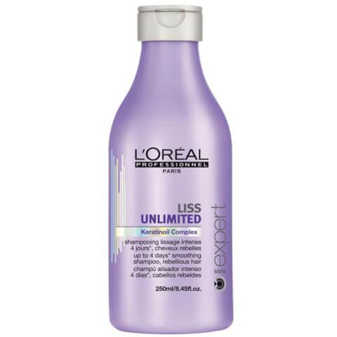 L'Oréal Professionnel Serie Expert Liss Unlimited Shampoo 250ml