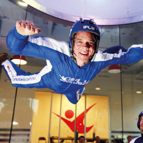 Introduction to Indoor Skydiving