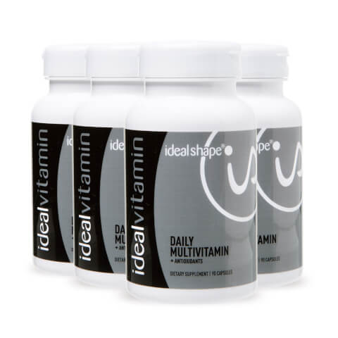 IdealVitamin 4 Bottles