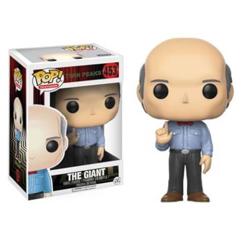 Twin Peaks Giant Pop! Vinyl Figure