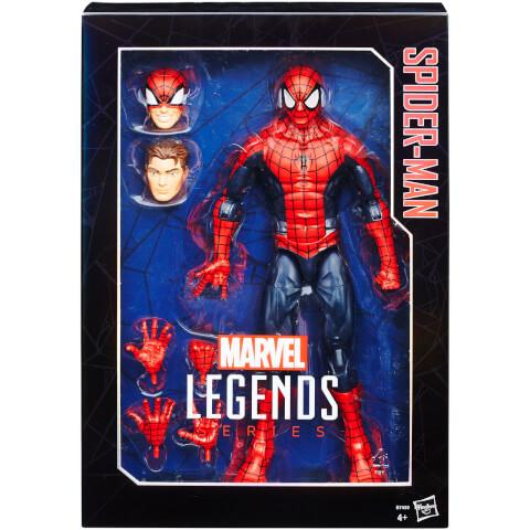 Figurine Spider-Man Marvel Legends - 38 cm
