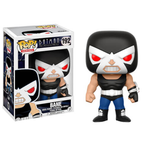 Animated Batman Bane Pop! Vinyl Figure