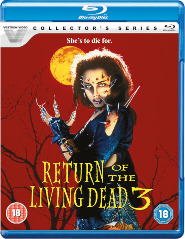 Return of the Living Dead III (Vestron)