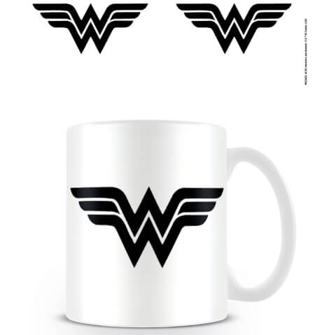 DC Originals Coffee Mug (Wonder Woman Mono Logo)