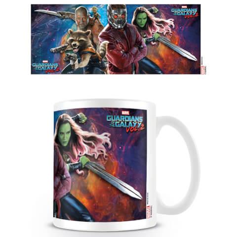 Guardians of the Galaxy 2 Coffee Mug (Action)