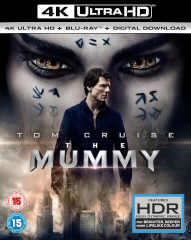 The Mummy (2017) - 4K Ultra HD (Digital Download)