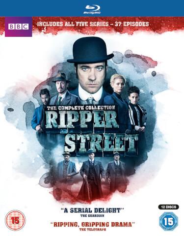 Ripper Street Box Set (Series 1-5)