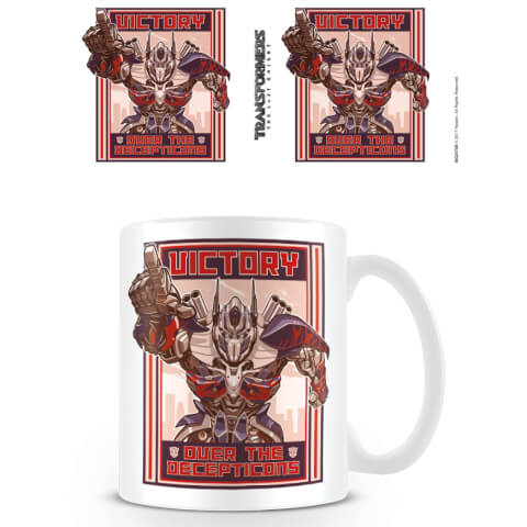 Transformers The Last Knight (Victory) Mug