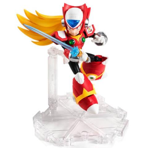 Mega Man X NXEDGE Style Zero 10cm Action Figure