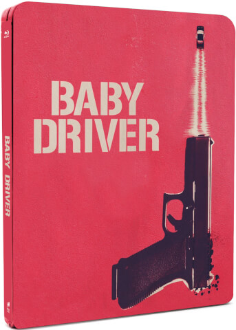 Baby Driver - Limited Edition Steelbook