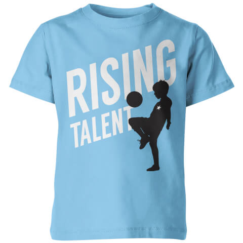 T-Shirt Enfant Rising Talent - Bleu