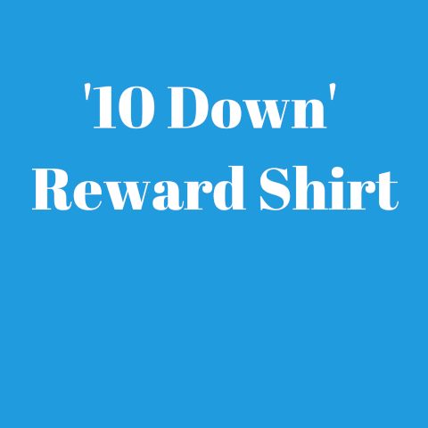 IdealShape Incentive Prize Shirt - Blue