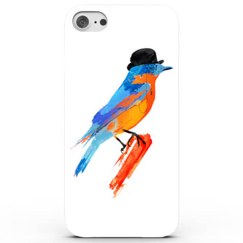 Coque iPhone & Android Lord Oiseau - 4 Couleurs