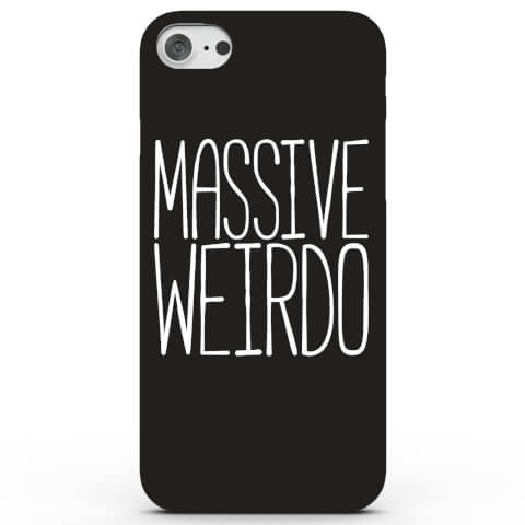 Coque pour iPhone & Android Massive Weirdo - 4 Couleurs