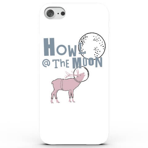 Howl at the Moon Phone Case for iPhone & Android - 4 Colours