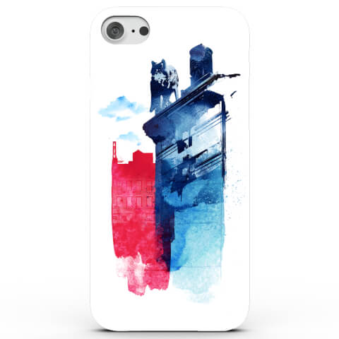 Wolf Town Phone Case for iPhone & Android - 4 Colours