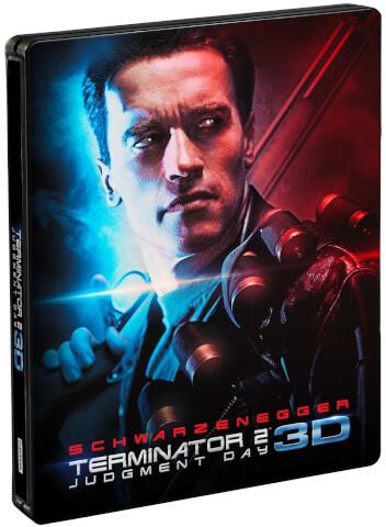 Terminator 2 3D (Includes 2D Version) - Zavvi Exclusive Limited Edition Steelbook