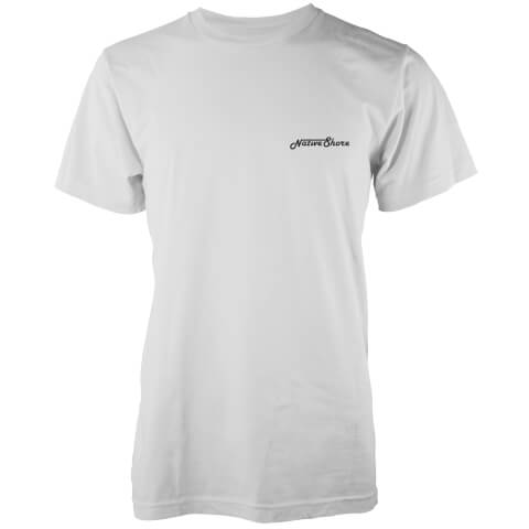 Native Shore Men's Core Logo T-Shirt - White