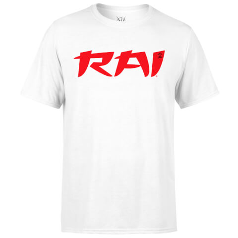 Valiant Comics Rai Logo T-Shirt - White