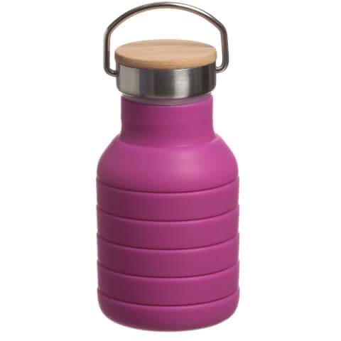 Hydrology Spring Water Bottle - Fuchsia