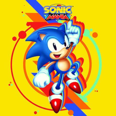 Tee Lopes Sonic Mania - O.S.T. Vinyl Record