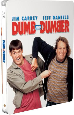 Dumb & Dumber - Zavvi Exclusive Limited Edition Steelbook