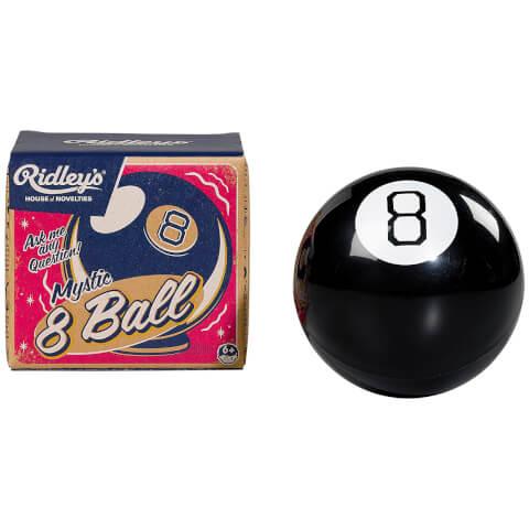 Ridley's Mystic 8 Ball