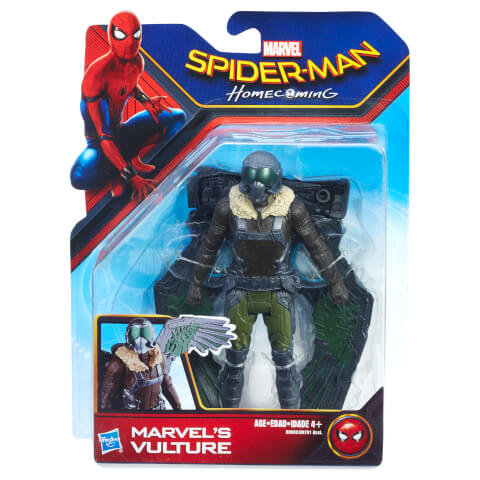 Figurine Hasbro Spider-Man Homecoming Marvel - Le Vautour