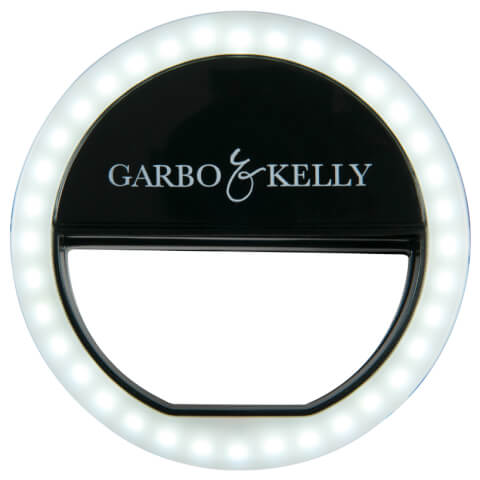 Garbo & Kelly Selfie Halo Light