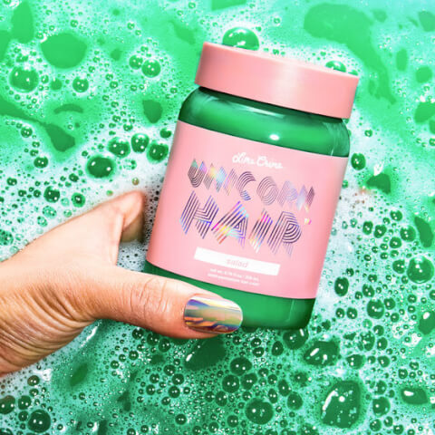 Lime Crime Unicorn Hair - Salad 200ml