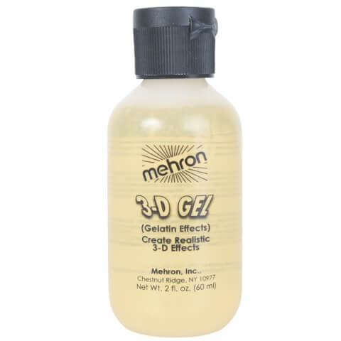 mehron 3D Gel Clear 60ml