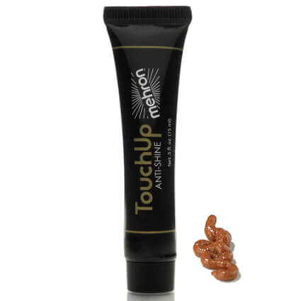 mehron TouchUp Matte Finishing Anti-Shine Gel Treatment - Dark