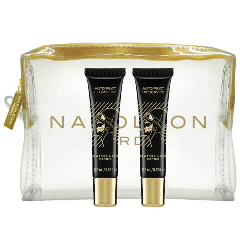 Napoleon Perdis Lip Workout Duo Pack