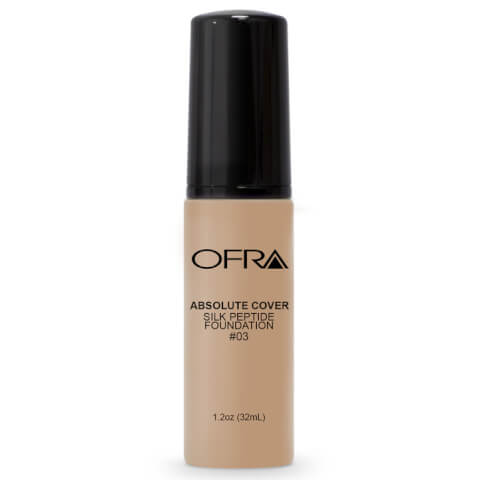 OFRA Absolute Cover Silk Peptide Foundation - 03 30ml