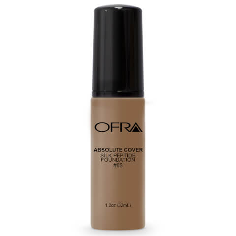 OFRA Absolute Cover Silk Peptide Foundation - 08 30ml
