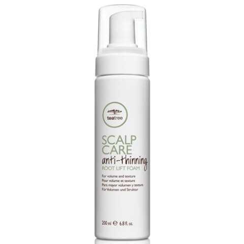 Paul Mitchell Tea Tree Scalp Care Anti-Thinning Root Lift Foam 200ml