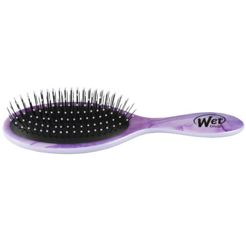 WetBrush Pro Detangle Brush - Purple Watercolour
