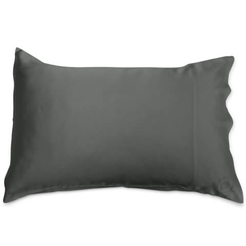 The Goodnight Co. Silk Pillowcase - Charcoal