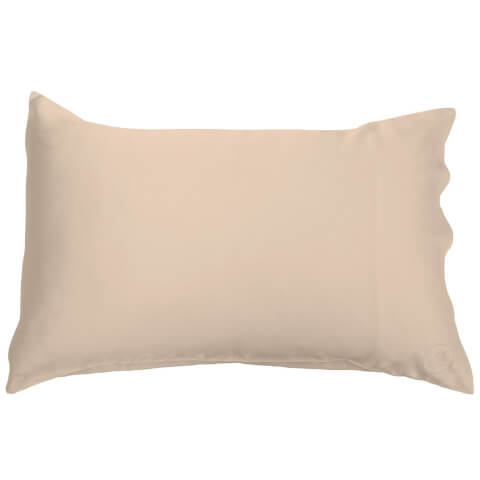 The Goodnight Co. Silk Pillowcase - Shimmering Nude