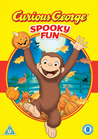 Curious George Spooky Tales