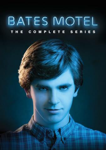 Bates Motel: Season 1-5 Set