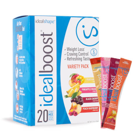 IdealBoost Variety Pack (50% off)